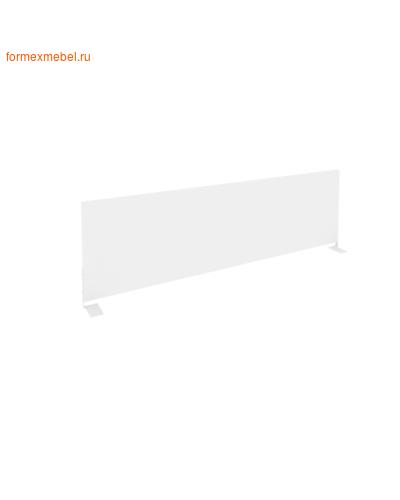 Экран фронтальный Б.ЭКР-1 850 мм белый/белый металл (фото)
