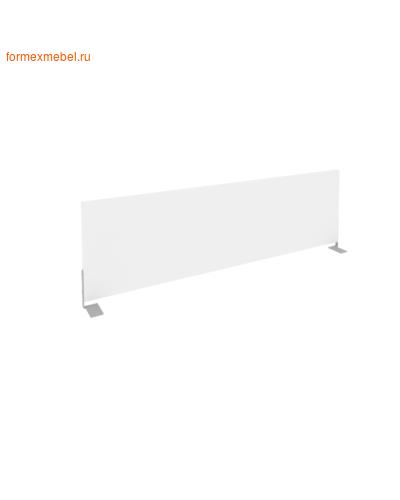 Экран фронтальный Б.ЭКР-1 850 мм белый/серый металл (фото)