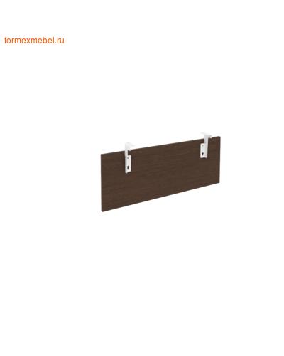 Царга Б.ЦС-1 царга для стола длиной 1000 мм венге цаво/белый металл (фото)