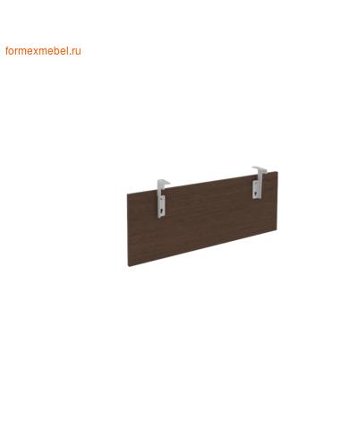 Царга Б.ЦС-1 царга для стола длиной 1000 мм венге цаво/серый металл (фото)