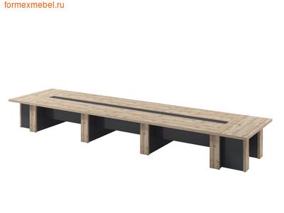 Стол для совещаний Торстон T-107.1 дуб Вотан (фото)