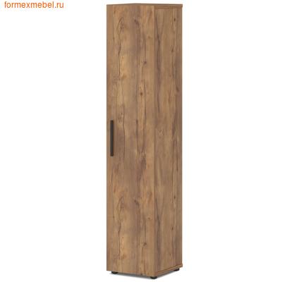 Шкаф для документов Экспро Грейд узкий высокий Lavana T-551 таксония медовая (фото)