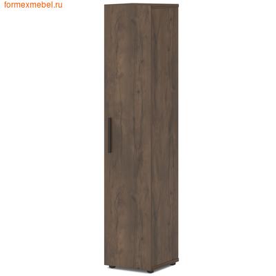 Шкаф для документов Экспро Грейд узкий высокий Lavana T-551 таксония темная (фото)