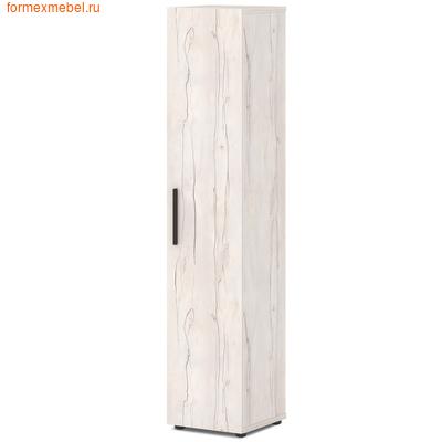 Шкаф для документов Экспро Грейд узкий высокий Lavana T-551 таксония светлая (фото)