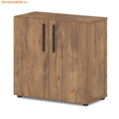 Шкаф для документов широкий низкий Lavana T-651 таксония медовая (фото)