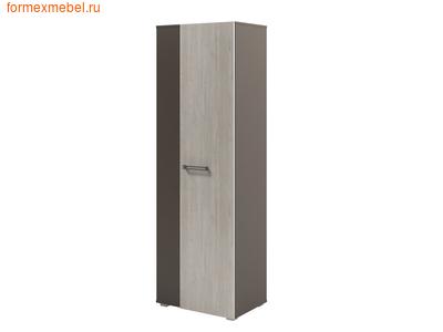 Шкаф для одежды ЭКСПРО Solution D-631 с планкой Акация Морава/Трюфель (фото)