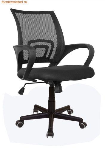 Компьютерное кресло Бюрократ CH-695NLT черная сетка (фото)