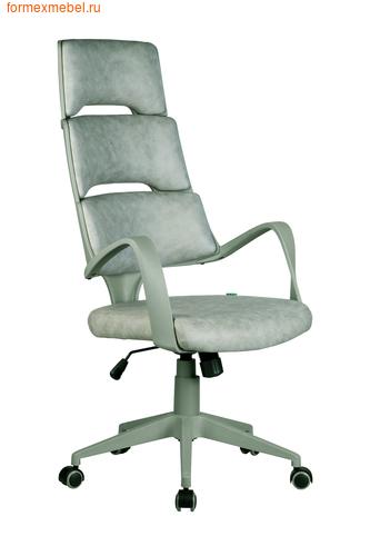 Компьютерное кресло Рива Sakura серый пластик фьюжн пепельный (фото)