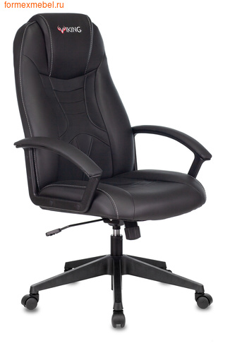 Компьютерное игровое кресло Бюрократ Viking-8N Viking-8/Black (фото)