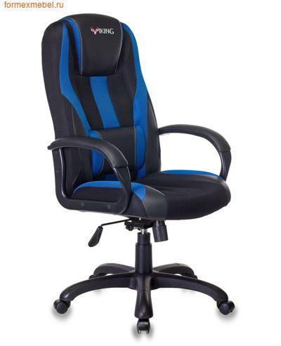 Компьютерное игровое кресло Бюрократ Viking-9 Viking-9/Black+Blue (фото)
