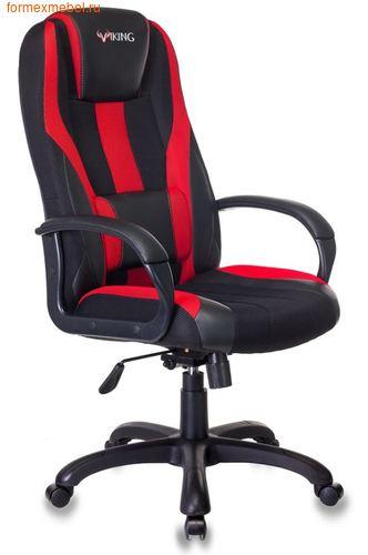 Компьютерное игровое кресло Бюрократ Viking-9 Viking-9/Black+Red (фото)