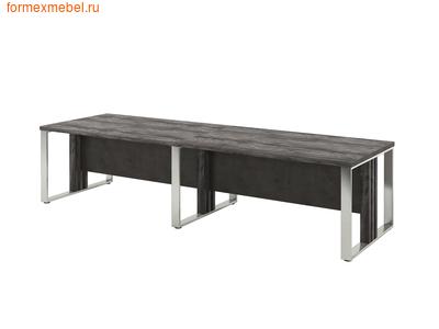 Стол для совещаний ЭКСПРО Vestar Z-103 сосна Пасадена/бетон Чикаго (фото)