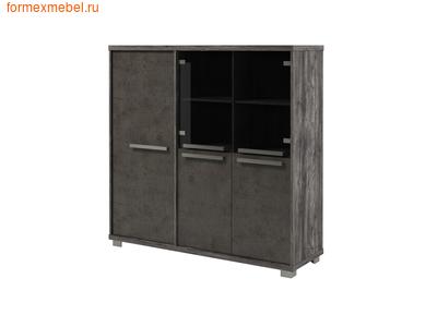 Шкаф комбинированный ЭКСПРО Vestar Z-33-01 сосна Пасадена/бетон Чикаго (фото)