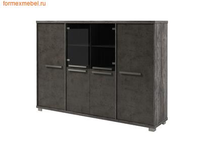 Шкаф комбинированный ЭКСПРО Vestar Z-34-01 сосна Пасадена/бетон Чикаго (фото)