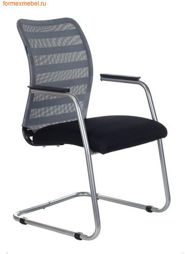 Кресло для посетителей офисное Бюрократ CH-599AV CH-599AV/32G/TW-11 (фото)