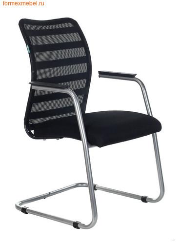Кресло для посетителей офисное Бюрократ CH-599AV CH-599AV/32B/TW-11 (фото)
