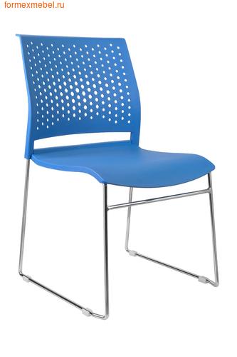 Стул офисный Рива D918 синий (фото)