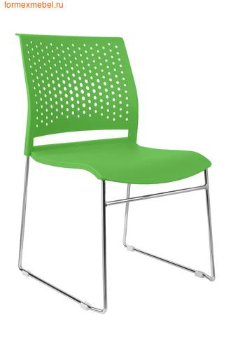 Стул офисный Рива D918 зеленый (фото)