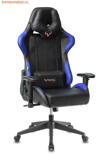 Компьютерное игровое кресло Бюрократ Viking-5 AERO Viking-5 AERO /Blue (фото)