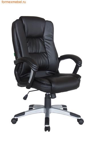Кресло руководителя Рива RCH 9211 черное (фото)