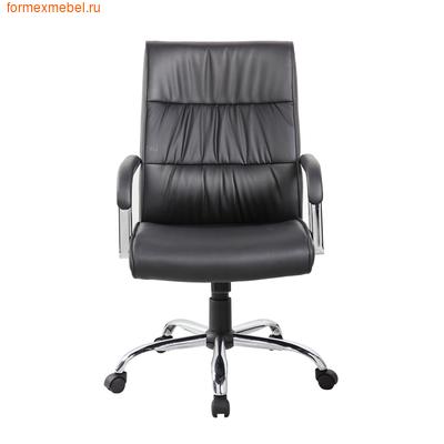 Кресло руководителя Рива RCH 9249-1 черное (фото)