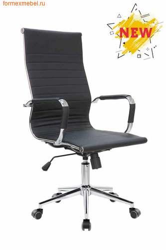 Компьютерное кресло Рива RCH 6002-1SE черное  (фото)