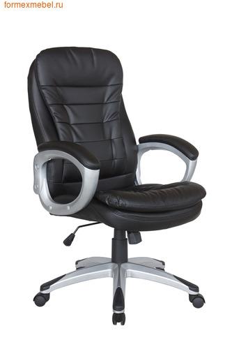 Кресло руководителя Рива RCH 9110 черное (фото)