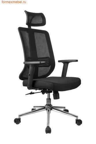 Компьютерное кресло Рива RCH A663 черное (фото)