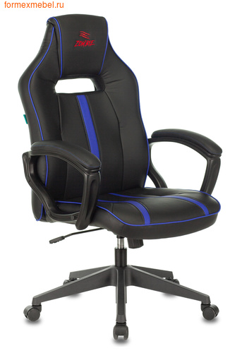 Компьютерное игровое кресло Бюрократ Viking ZOMBIE A3 Viking Zombi A3 Blue (фото)