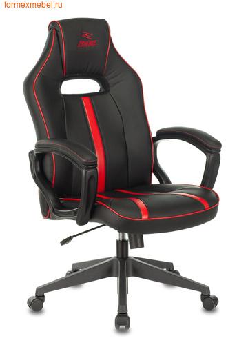 Компьютерное игровое кресло Бюрократ Viking ZOMBIE A3 Viking Zombi A3 Red (фото)
