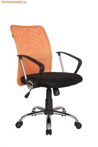 Компьютерное кресло Рива RCH 8075 оранжевая сетка (фото)
