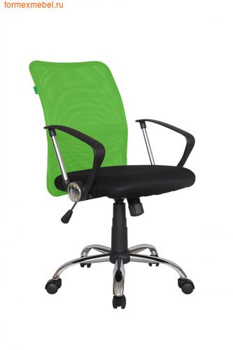 Компьютерное кресло Рива RCH 8075 зеленая сетка (фото)