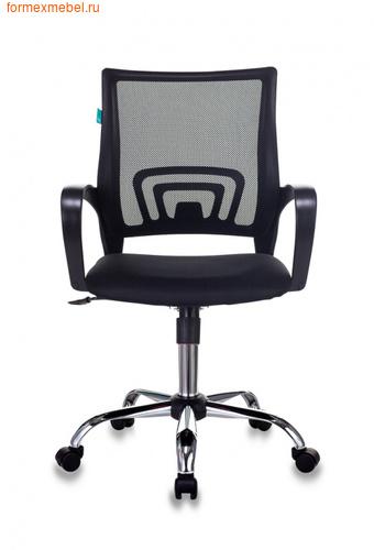 Компьютерное кресло Бюрократ CH-695N-SL CH-695N/SL-Black  черное (фото)