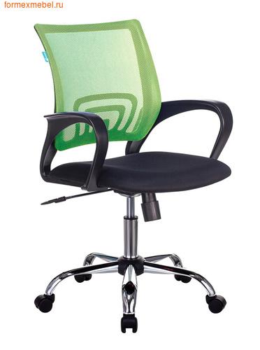 Компьютерное кресло Бюрократ CH-695N-SL CH-695N/SL-SD салатовое (фото)