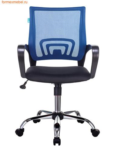 Компьютерное кресло Бюрократ CH-695N-SL CH-695N/SL-Blue (фото)