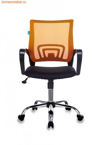 Компьютерное кресло Бюрократ CH-695N-SL CH-695N/SL-OR оранжевое (фото)