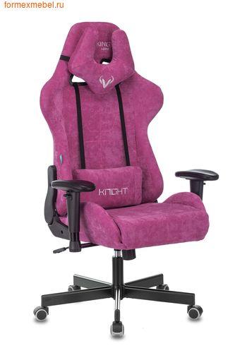 Компьютерное игровое кресло Бюрократ Viking Knight Viking  Knight Brown LT15 малиновый (фото)