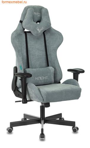 Компьютерное игровое кресло Бюрократ Viking Knight Viking  Knight Brown LT28 голубой (фото)