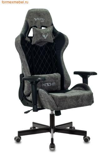 Компьютерное игровое кресло Бюрократ Viking 7 Knight Viking  7 Knight Black (фото)