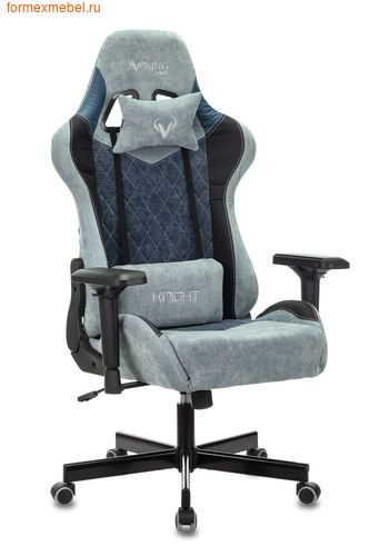 Компьютерное игровое кресло Бюрократ Viking 7 Knight Viking  7 Knight Blue (фото)