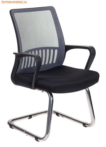 Кресло для посетителей офисное Бюрократ MC-209 MC-209/Gr/TW-11серое (фото)
