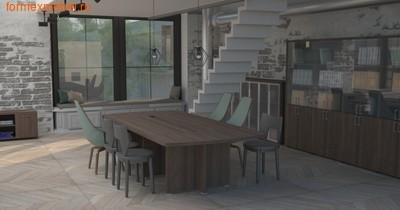 Стол для совещаний составной Приоритет составной гарбо (фото)