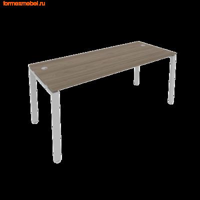 Стол рабочий Рива Б.СП-5 180 см вяз благородный/серый металл (фото)