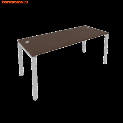Стол рабочий Рива Б.СП-5 180 см венге цаво/серый металл (фото)