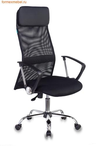 Компьютерное кресло Бюрократ KB-6N черное (фото)
