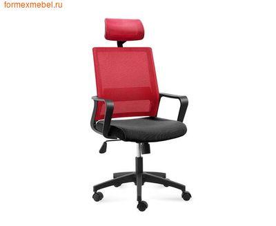 Компьютерное кресло NORDEN БИТ Бит  спинка красная (фото)