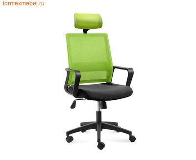 Компьютерное кресло NORDEN БИТ Бит  спинка салатовая (фото)