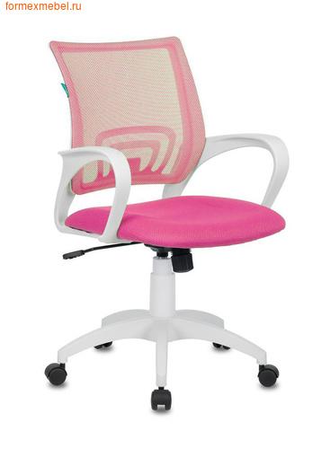 Компьютерное кресло Бюрократ CH-W695N розовое (фото)