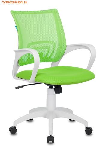 Компьютерное кресло Бюрократ CH-W695N зеленое (фото)