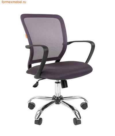 Компьютерное кресло Chairman CH-698 Chrome серое (фото)